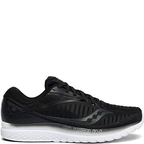 Saucony Men's S20467-5 Kinvara 10 Running Shoe, Black - 7 M US