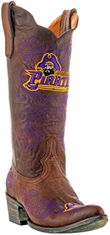 NCAA East Carolina Pirates Women's 13-Inch Gameday Boots