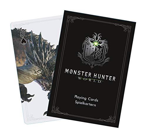Monster Hunter World MHW Monster Hunter World-54 Cartes à Jouer
