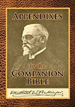 Appendixes to the Companion Bible (Enlarged Type)