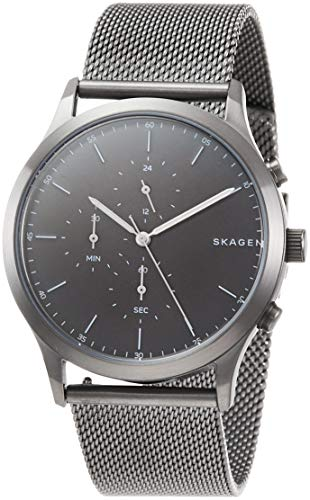 [スカーゲン] 腕時計 JORN SKW6476 メンズ 正規輸入品 ブラック