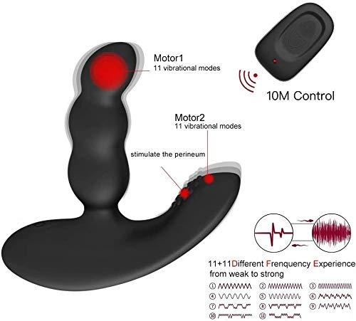 N / A Smklcm Home Supplies Fernbedienung Ânāl Beads Vîb-Rát-Or Ânāl P-Lüg Pröstátê Massage B-P-Lüg Silikon Frauen Männer Ma-Sturba-Tion Entspannung Produkt