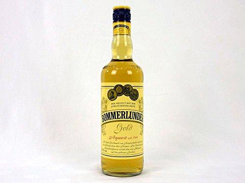 Bommerlunder Gold Aquavit 38% 0,7L
