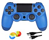 Juego Game Controller for PS4, Controller Wireless per Playstation 4 con Joystick di Gioco a Doppia...