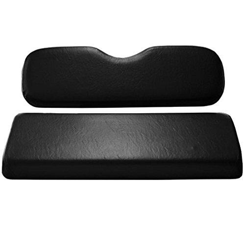 Fat Cat Golf Madjax Rear Seat Cushion Set (Black Color) for Madjax Rear...