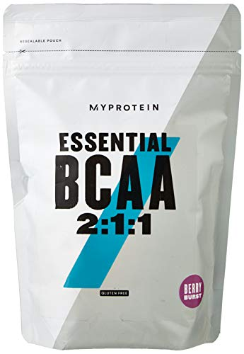My Protein BCAA 10636991 2:1:1 Blast Amino Acid Supplement (Berry Burst, 250g)