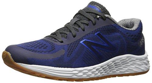 New Balance KJARIGBY - Zapatillas de running de Sintético Unisex niños, color Rojo, talla 28 EU