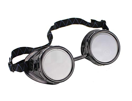 Titus Cup Type C Frame Industrial Quality Welding Goggles IR/UV Green #5#8#9#11 or #14 Filter