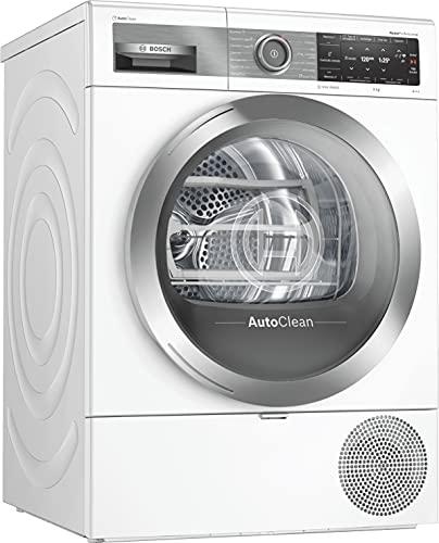 asciugatrice filtro autopulente Bosch Elettrodomestici Asciugatrice Home Professional WTX87EH9IT da 9 kg Silenziosa Classe A+++