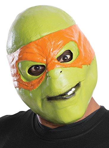 Masker Michelangelo Ninja Turtles voor volwassenen