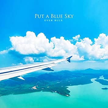 Cover the blue sky