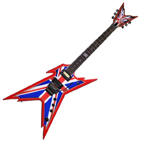 Dean Guitars RZR 255 UK - Guitarra eléctrica