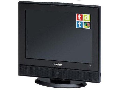 Sanyo CE 15LD95-C- Televisión, Pantalla 15 pulgadas: Amazon.es ...