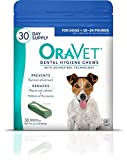 Merial Oravet Dental Hygiene Chew For Dogs...
