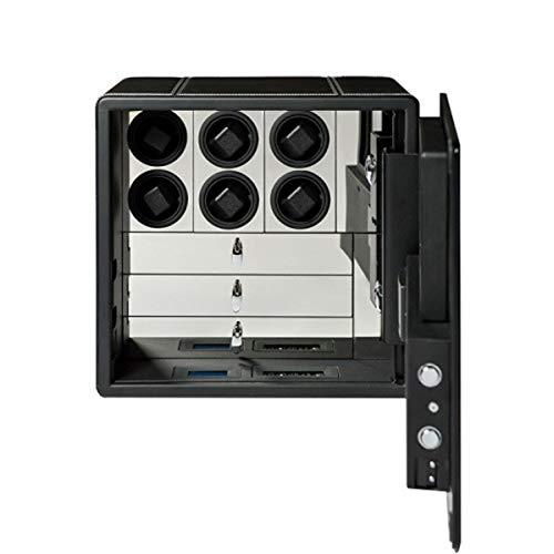 Safewinder® PRESTIG X6 Uhrenbeweger & Safe