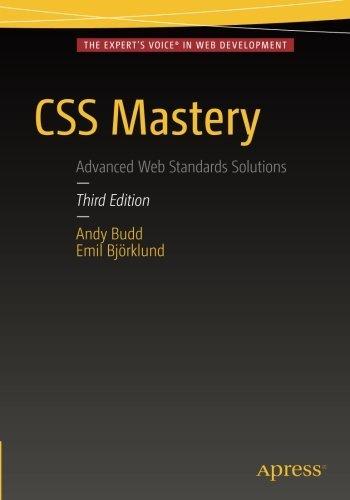 CSS Mastery by Andy Budd Emil Björklund (2016-07-27)