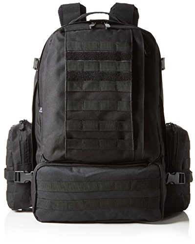 Brandit US Cooper Rucksack Basic Large schwarz