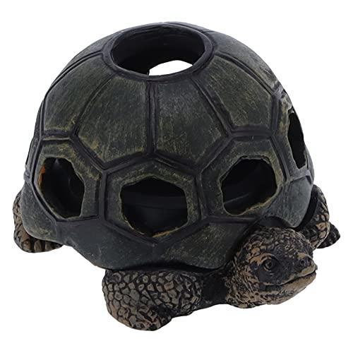 Cenicero para animales de tortuga, cenicero duradero para oficinas para el hogar