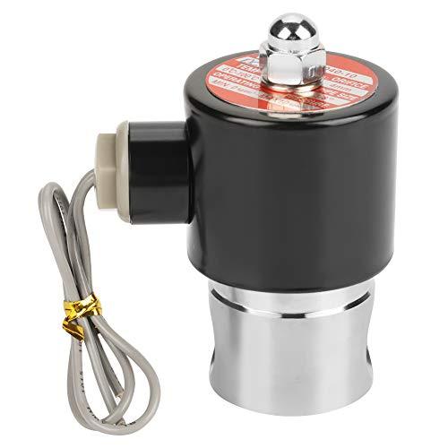 Válvula solenoide eléctrica, válvula eléctrica duradera, para equipo eléctrico de riego por...