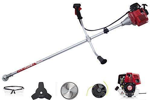 Boston Brush Cutter 4 Stroke (Heavy Duty + Attachments) BC-139F