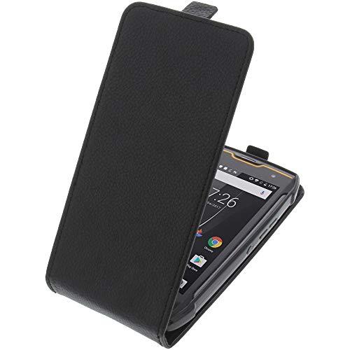 Tasche für Cubot Kingkong Smartphone, schwarz