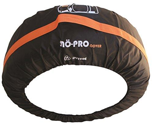 Sno-Pro - Housses à pneus x4 - L