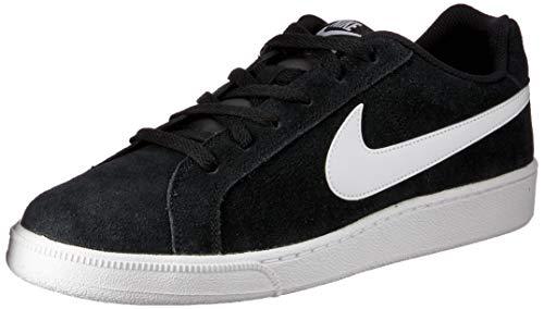 Nike Court Royale Suede Zapatillas de tenis Hombre, Negro (Black / White), 41 EU