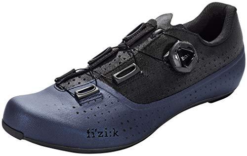 fizik Tempo Overcurve R4 Rennrad Schuhe Herren Navy/Black Schuhgröße EU 44 2021 Rad-Schuhe Radsport-Schuhe