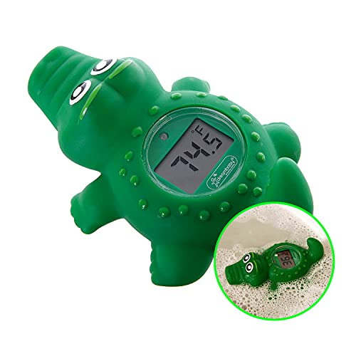 Product Image of the Dreambaby Room and Bath Baby Thermometer Safety Toy- Model L322 - Reliable...
