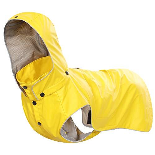 Rukka Hundemantel, Gelb, Größe M