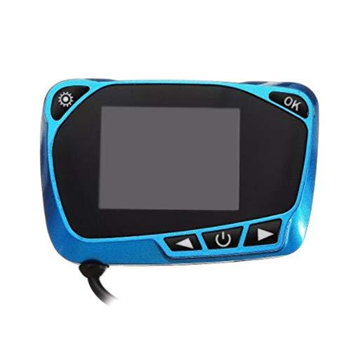 Conjunto controlador calentador estacionamiento 12V 24V Pantalla LCD Interruptor monitor sincronización del coche Instalación fácil Accesorios control remoto Plateau Adaptador repuesto automotriz Universal