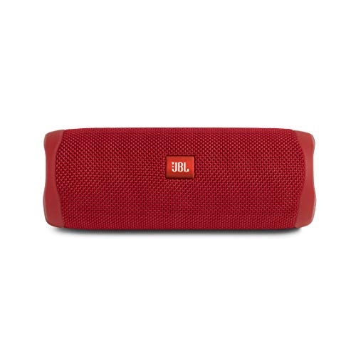JBL FLIP 5 - Waterproof Portable Bluetooth Speaker - Red (New Model)