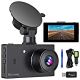 Milerong Dash Camera for Cars【2020 New Version】 1080P FHD DVR Dash Cams, 3' LCD Screen 170° Wide Angle Car Camera with Night Vision, G-Sensor, WDR, Parking Monitor, Loop Recording, Motion Detection