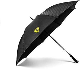 Scuderia Ferrari Formula 1 Authentic 2018 Black Large Umbrella