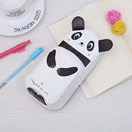 Astuccio per le matite, simpatico kawaii 3d - astuccio per panda con materiale scolastico di grande capacità per bambini nuovi progetti