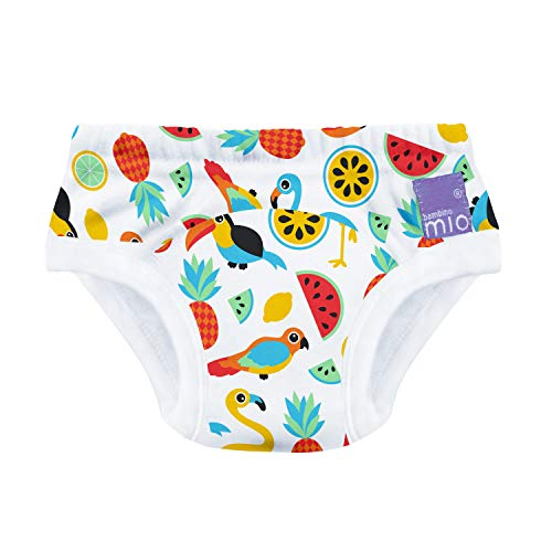 Bambino Mio, Potty Training Pants, Tropical Island, 3+ Years