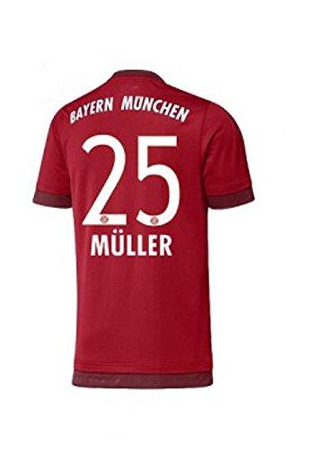 Adidas FC Bayern Home Camiseta Niños 2016–Costa 11