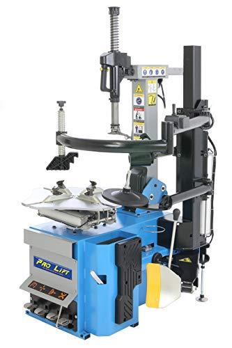 Pro-Lift-Werkzeuge Reifenmontiermaschine pneumatisch mit Montagearm Reifenmontiergerät 10