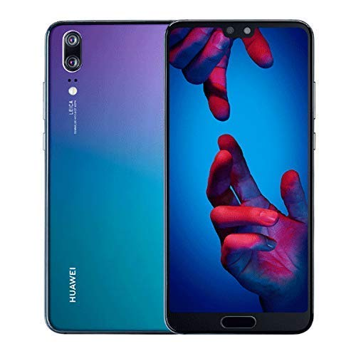 Huawei P20 128 GB/4 Dual-SIM Smartphone - Twilight (West European Version)