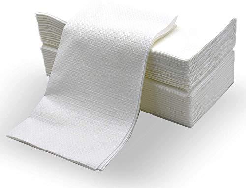 Toallas de papel seco Professional Line Diamond plegadas en 4 60 unidades