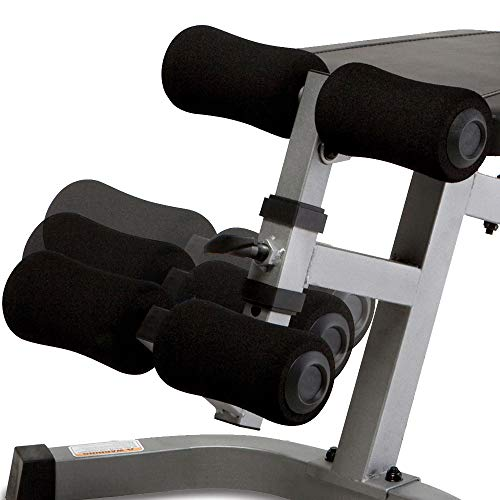 Marcy-Adjustable-Utility-SB-510-Weight-Bench-Black-One-Size