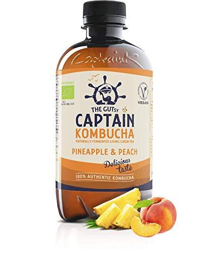 Captain Kombucha - Cayenne Pepper - 400 mililiters