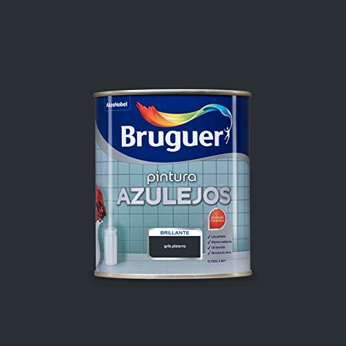 Bruguer Esmalte para Azulejos Brillante Gris Pizarra 750 ml