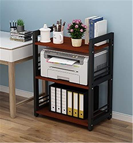 zhengowen Soporte de Impresora Impresora Rack Oficina Piso G