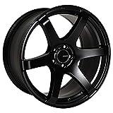 18x8 Enkei T6S (Matte Black) Wheels/Rims 5x114.3 (485-880-6535BK)