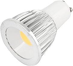 AC 85-265V 9W GU10 Dimmable COB LED Downlight Bulb Warm White Light