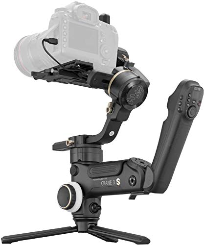Zhiyun Crane 3S [Official] Smartsling Kit 3-Axis Handheld Gimbal Stabilizer