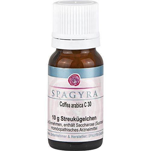 SPAGYRA Coffea arabica C 30 Globuli, 10 g Globuli