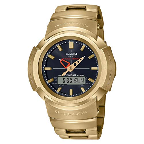 G-Shock AWM500GD-9A Men's Full Metal Series Watch, Gold, One Size