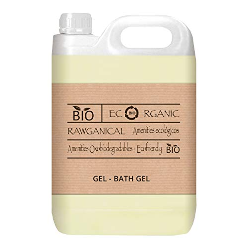 Garrafa 5L gel de ducha te verde | Gel de bano | Shower gel green tea body wash | Envase de 5 litros